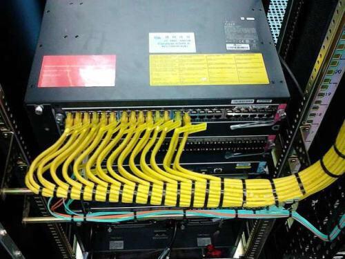 客控主机组线排序方案