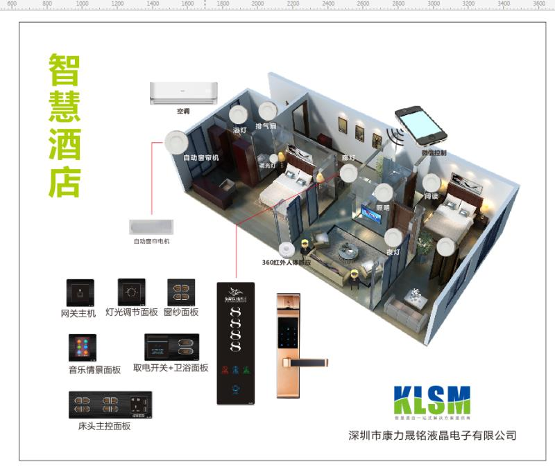 酒店智能控制系统