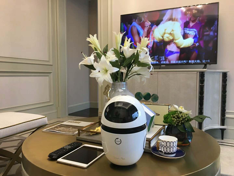 智慧酒店客房控制机器人