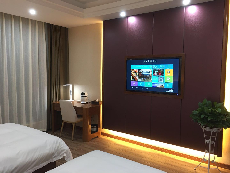 酒店卧室客控系统