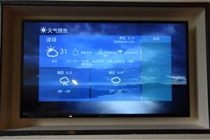 智慧酒店3D电视